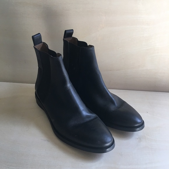 Everlane The Modern Chelsea Boot Women's 8 Black by Everlane